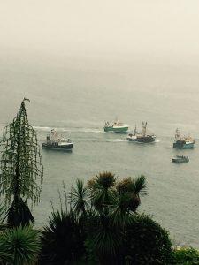 race of the fishermen