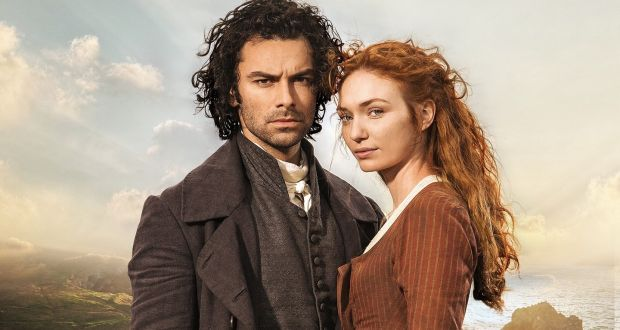 """Poldark"" and ""Bad Education"" films at Mevagissey"